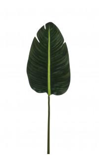 Feuille de STRELITZIA artificielle 98 cm
