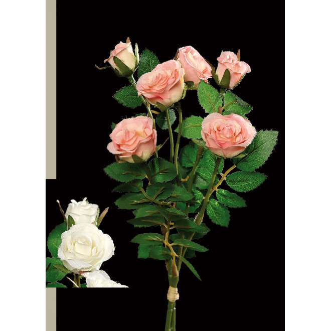 ROSE artificielle 36 cm