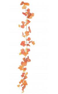 Guirlande FEUILLE DE VIGNE artificielle automne 180 cm