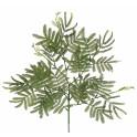 Branche TAMARIN (Mimosa) artificielle 60 cm