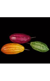Cabosse cacao artificielle 17 cm