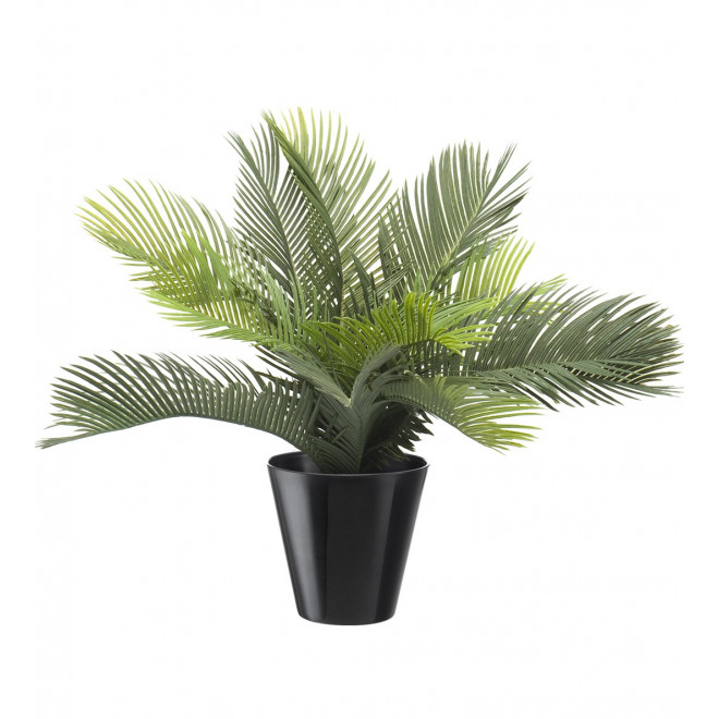 CYCAS artificiel 32 cm sans pot