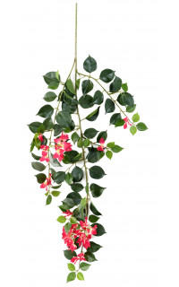 Branche de BOUGAINVILLEE artificielle 80 cm
