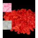 sachet de 3 000 pétales de ROSE artificielle 5 x 6 cm