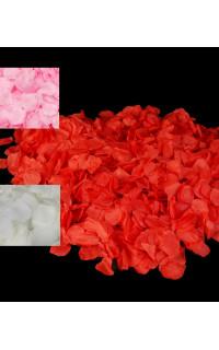 sachet de 3 000 pétales de ROSE artificielle