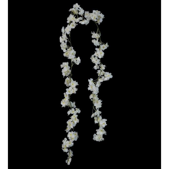 Guirlande de cerisier en fleurs 130 cm