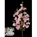 Branche de Cerisier artificiel fleuri 110 cm
