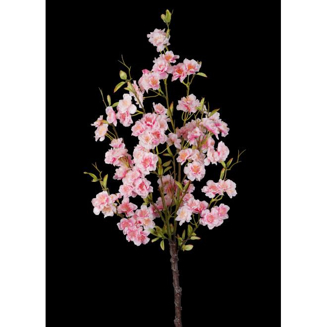 Branche de Cerisier artificiel fleuri 160 cm