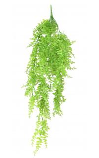 FOUGERE pelléa artificielle chute plast vert 80 cm