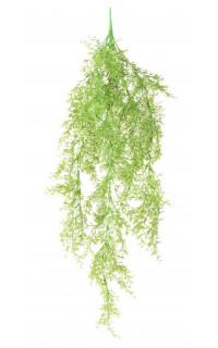 SELAGINELLE artificielle chute plast vert 80 cm