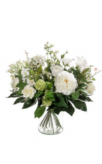 bouquet artificiel 65 cm