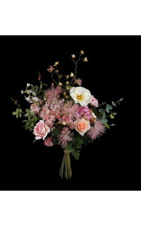 bouquet artificiel 70 cm