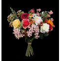 bouquet artificiel 50 cm