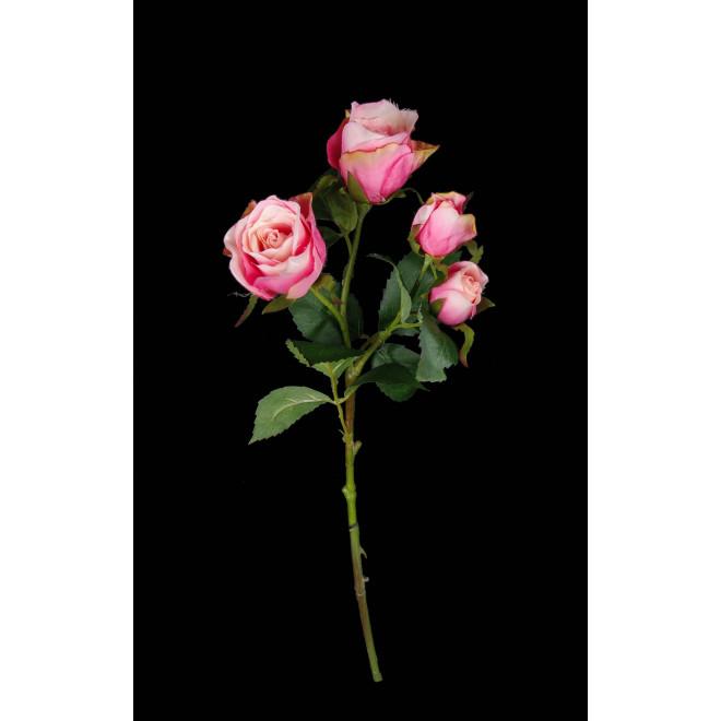 ROSE artificielle 40 cm