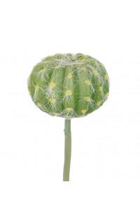 MINI cactus boule artificiel diam 6 cm