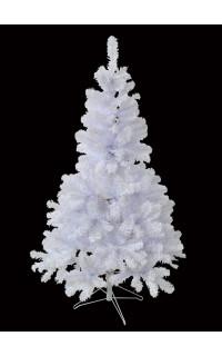 SAPIN artificiel Impérial blanc 120 cm à 180 cm