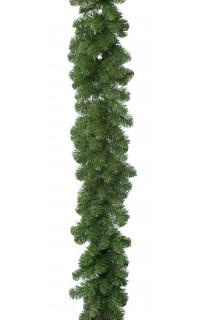 GUIRLANDE Artificielle de sapin canadien 270 cm ignifugé