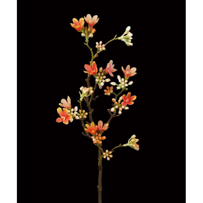 HEPACODIUM artificiel ou seven son flower 52 cm