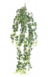 LIERRE vert crème artificiel 130 cm