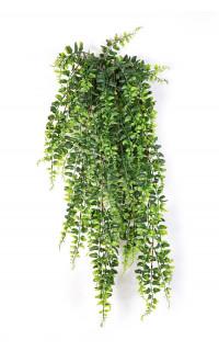 FOUGERE pelléa artificielle chute plast vert 75 à 140 cm