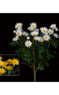 MARGUERITE artificielle 40 cm