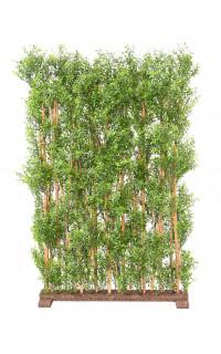 HAIE artificielle EUCALYPTUS plast 110 à 180 cm