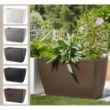 jardinière haute Voghera L 80 x H 50 cm