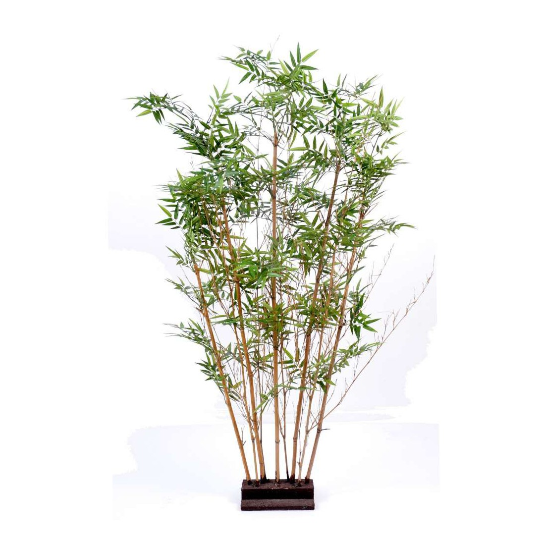 Haie de bambou oriental artificielle de 150 cm haies for Plantes a commander