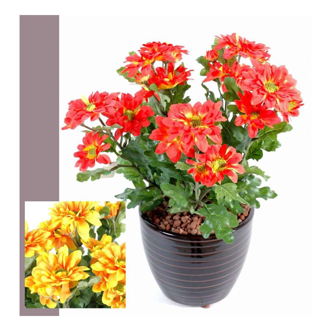 Anth mis mini plantes artificielles plantes fleuries for Plantes artificielles lyon
