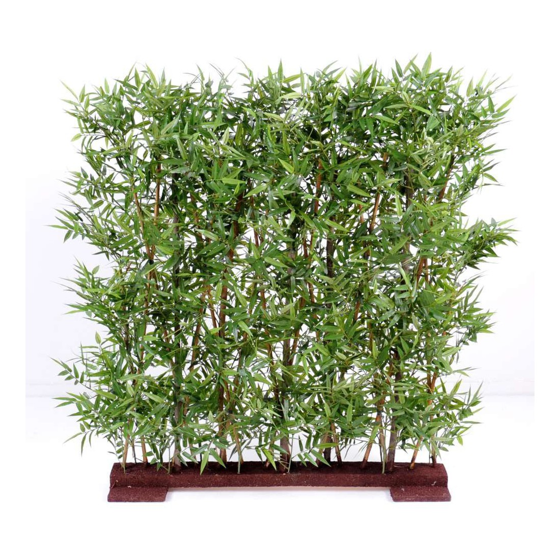 Topiaires artificiels haies artificielles artificielles for Plantes bambou exterieur en pot