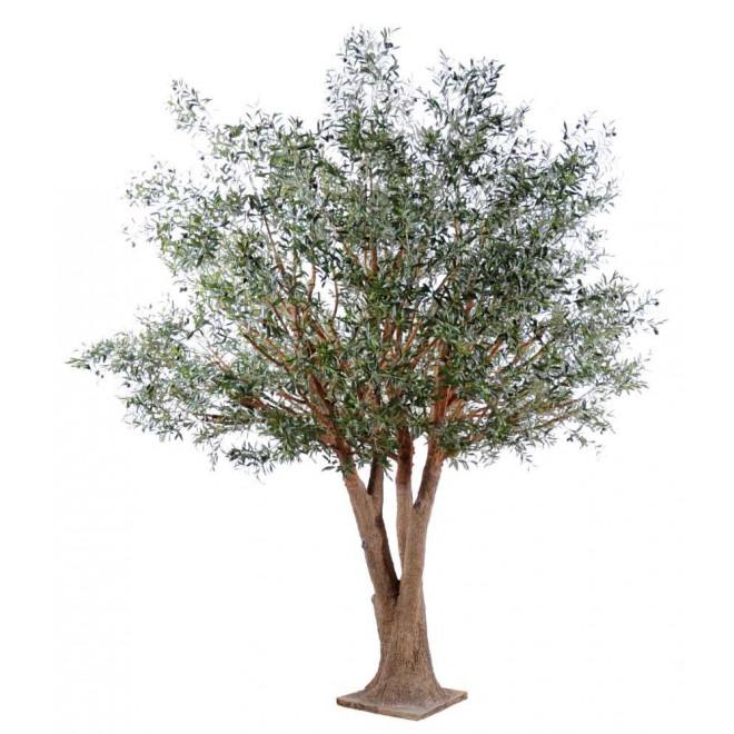 OLIVIER artificiel NEW TREE 350 cm