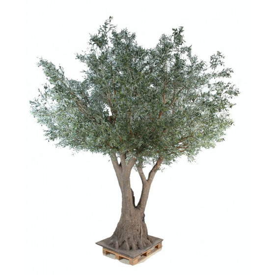 OLIVIER artificiel NEW TREE 430 cm