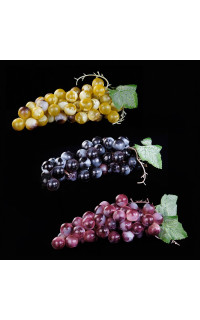 GRAPPE RAISINS artificiels 32 cm