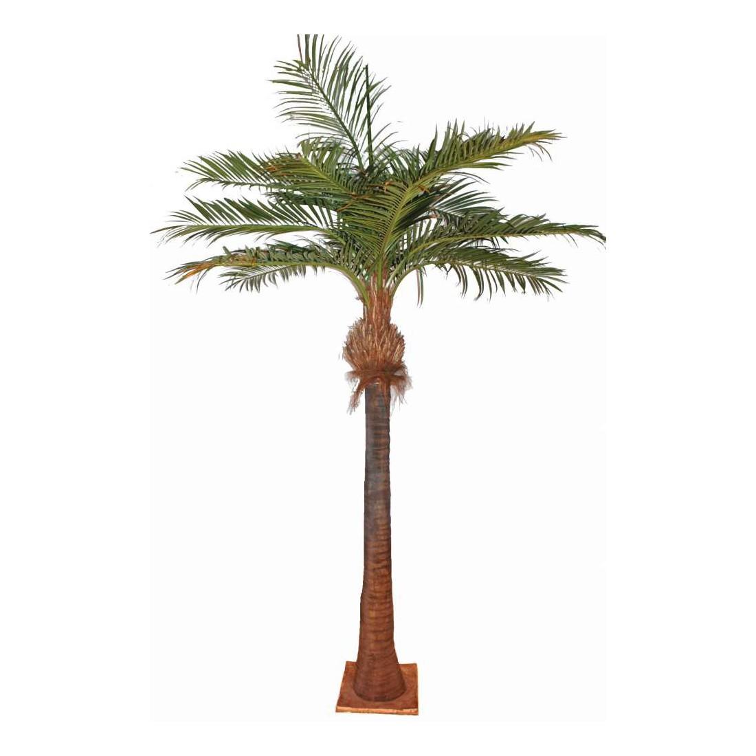 Palmier artificiel coco 400 et 700 cm arbres exotiques for Arbre palmier artificiel