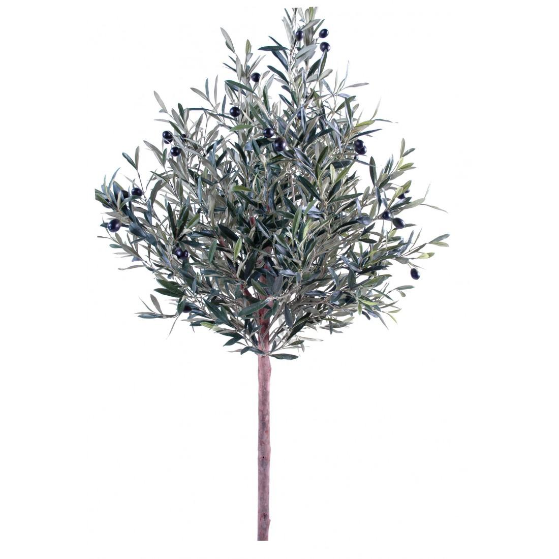 Olivier artificiel new t te 90 180 cm arbres for Arbre factice