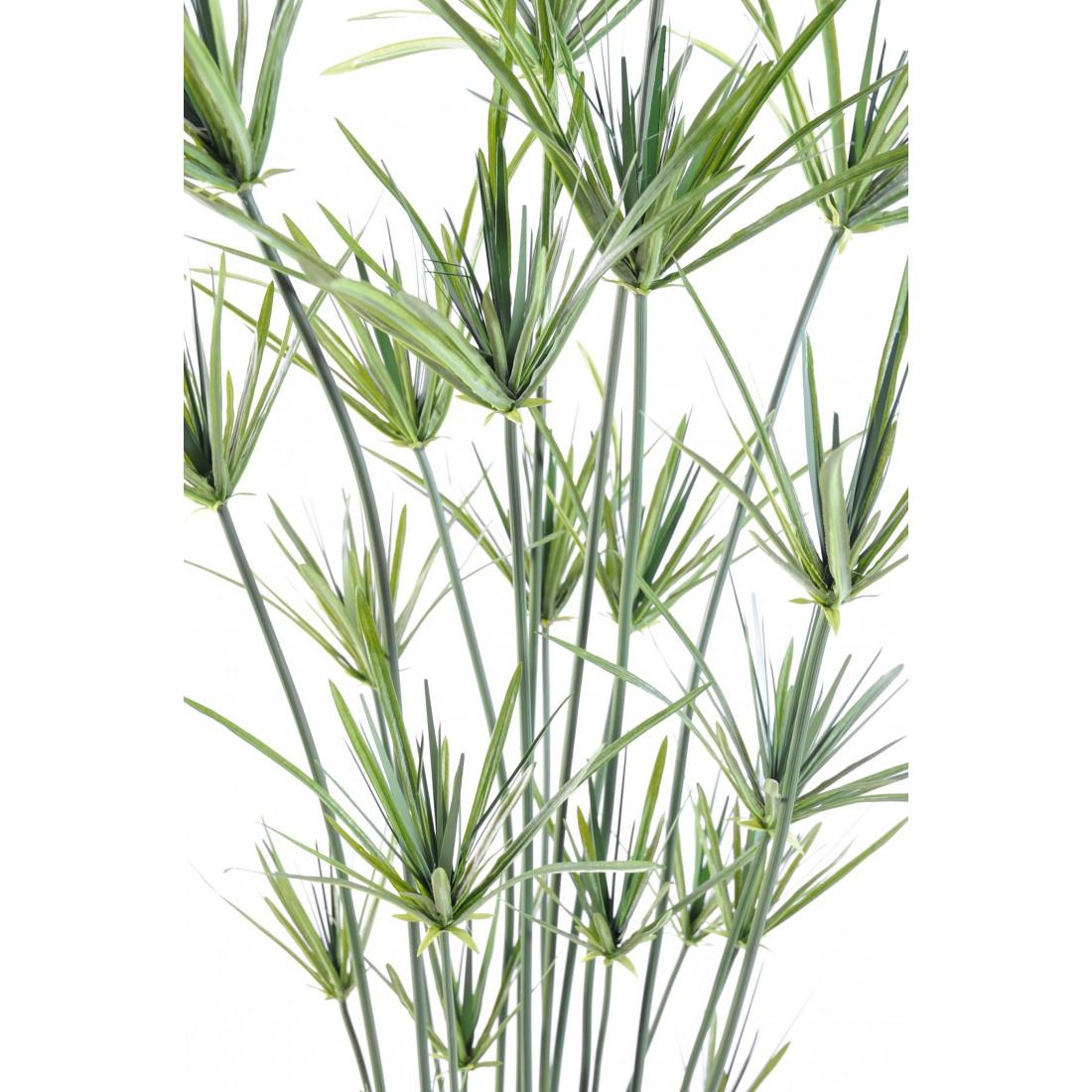 papyrus artificiel 110 cm fleurs des champs artificielles reflets nature lyon. Black Bedroom Furniture Sets. Home Design Ideas