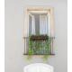 Lechuza Balconera Cottage L 50 et 82 cm