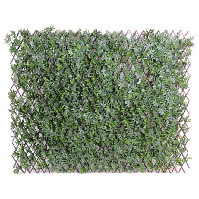 palissade aralia 2m x 1m topiaires artificiels reflets nature lyon. Black Bedroom Furniture Sets. Home Design Ideas