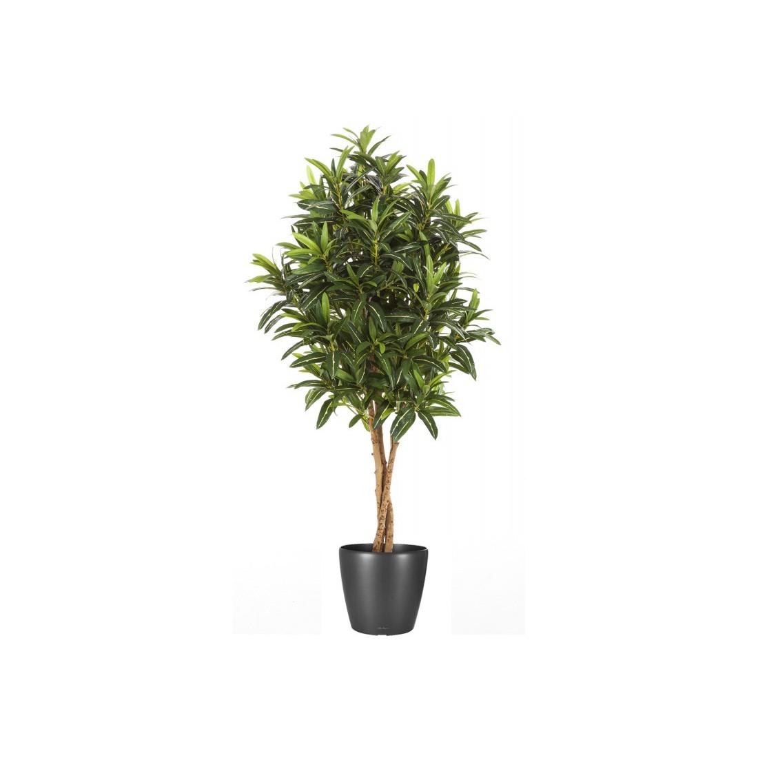 Croton artificiel golfinger buisson 105 for Buisson synthetique