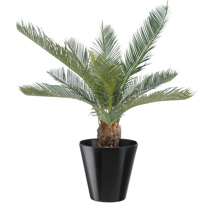 Cycas artificiel baby 65cm arbres exotiques palmiers for Arbre factice