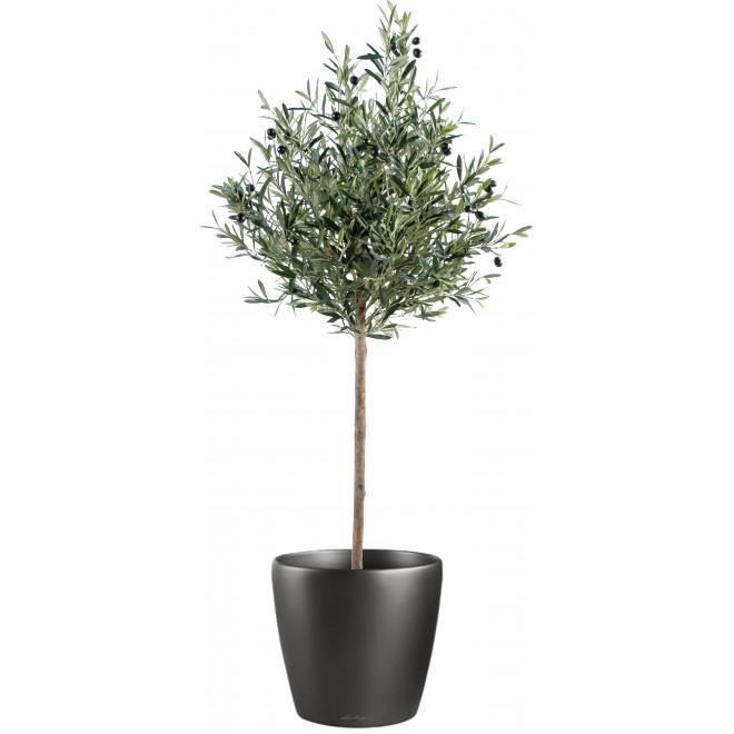 Olivier artificiel new t te 95 180 cm arbres for Arbre factice