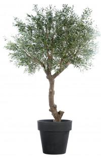 OLIVIER artificiel NEW TETE géant 270 cm (olive noire)