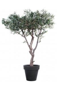 OLIVIER artificiel NEW géant 240 cm (olive noire)