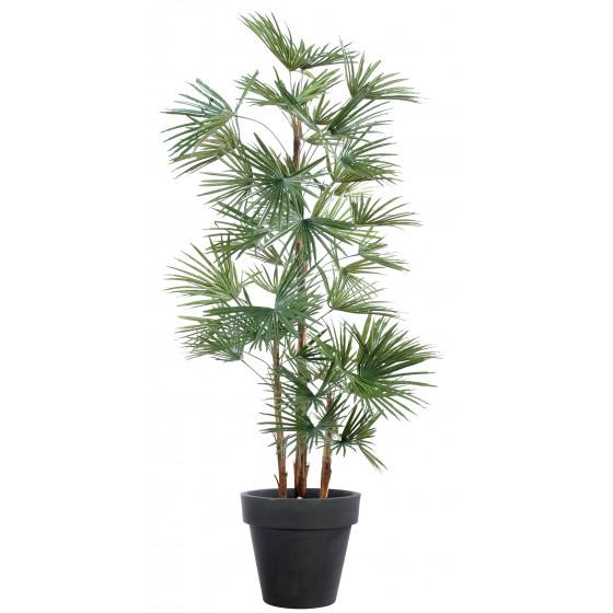 LIVISTONIA artificiel ou palmier éventail 140 cm