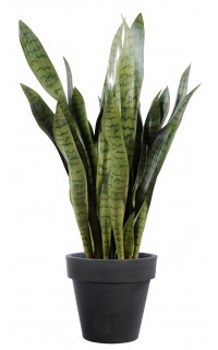 SANSEVIERIA artificiel large 93 cm