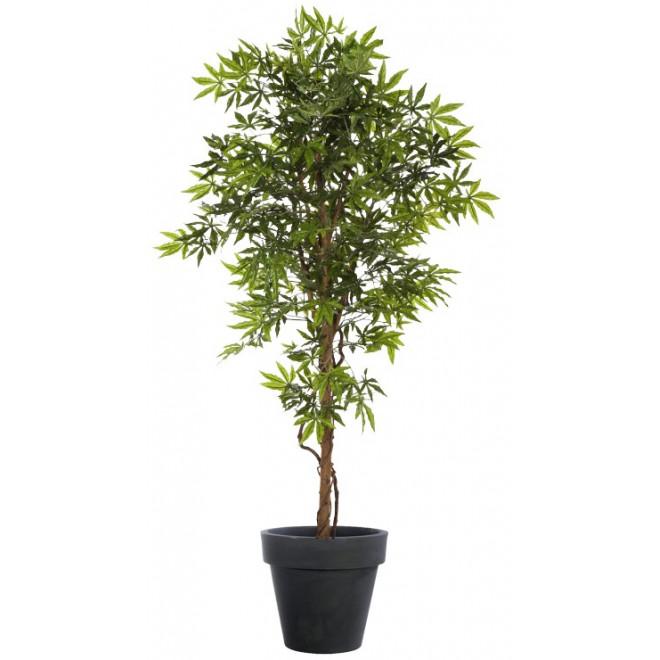 ERABLE artificiel  vert ou vert/gold 150 à 210 cm