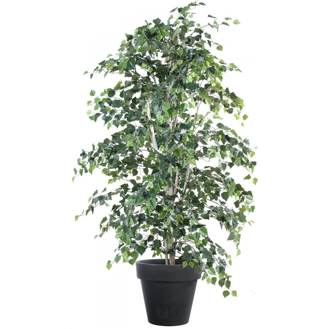 Bouleau artificiel 180 et 210cm autres arbres de chez for Plantes artificielles lyon