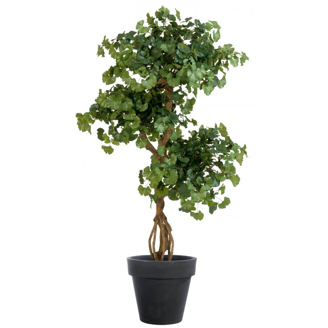 GINGKO BILOBA artificiel bonsaï 150 cm