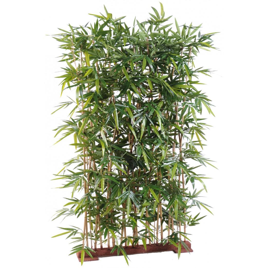 haie artificielle bambou new dense 180 cm topiaires. Black Bedroom Furniture Sets. Home Design Ideas