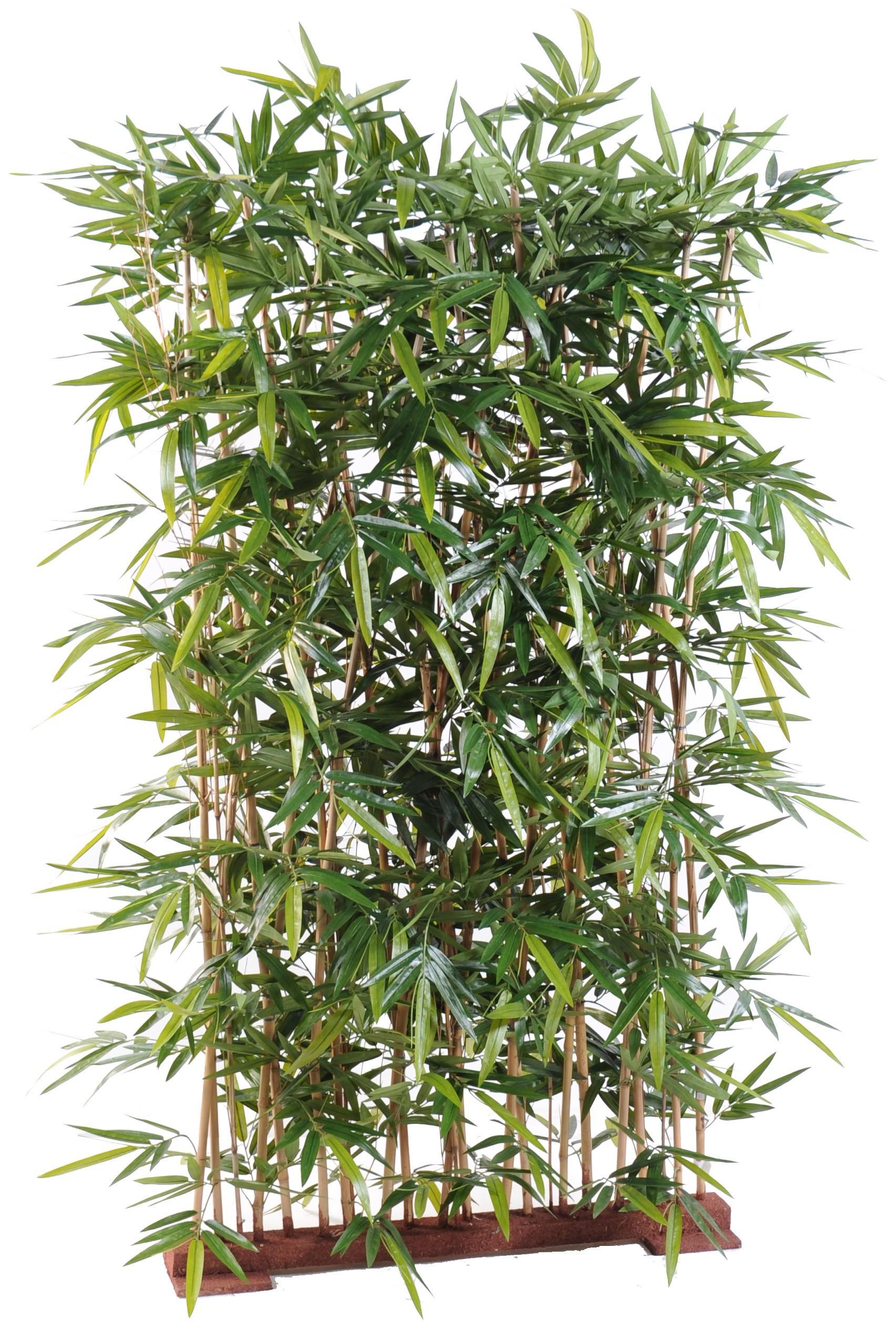 Haie Artificielle Bambou New Dense 150 Cm Longueur 100 Cm